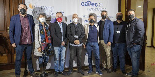 La Mesa Sectorial Audiovisual y Digital del evento CADEC sienta las bases para la mejora del sector en los próximos años en Canarias